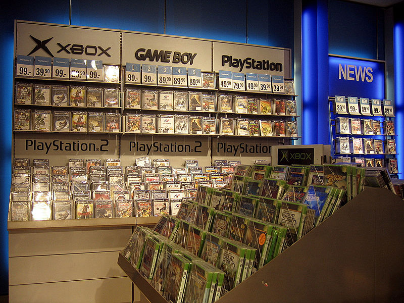 Video game store franchise in new orleans la new for World decor auction san antonio